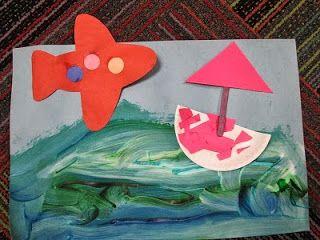 """Mrs. Karen's Preschool Ideas: Transportation and """"T"""" Week"""