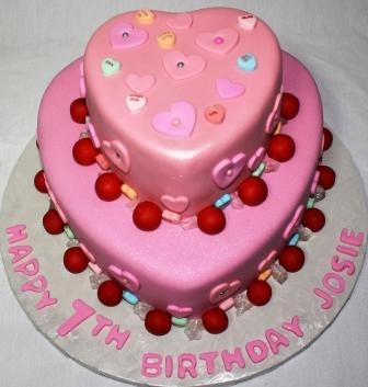 Birthday Cake Image For Josie : 10 Best images about My Cakes on Pinterest Bakeries, 2nd ...