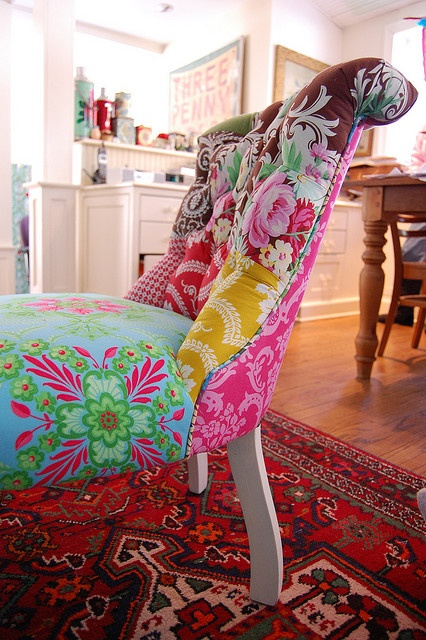 patchwork chair