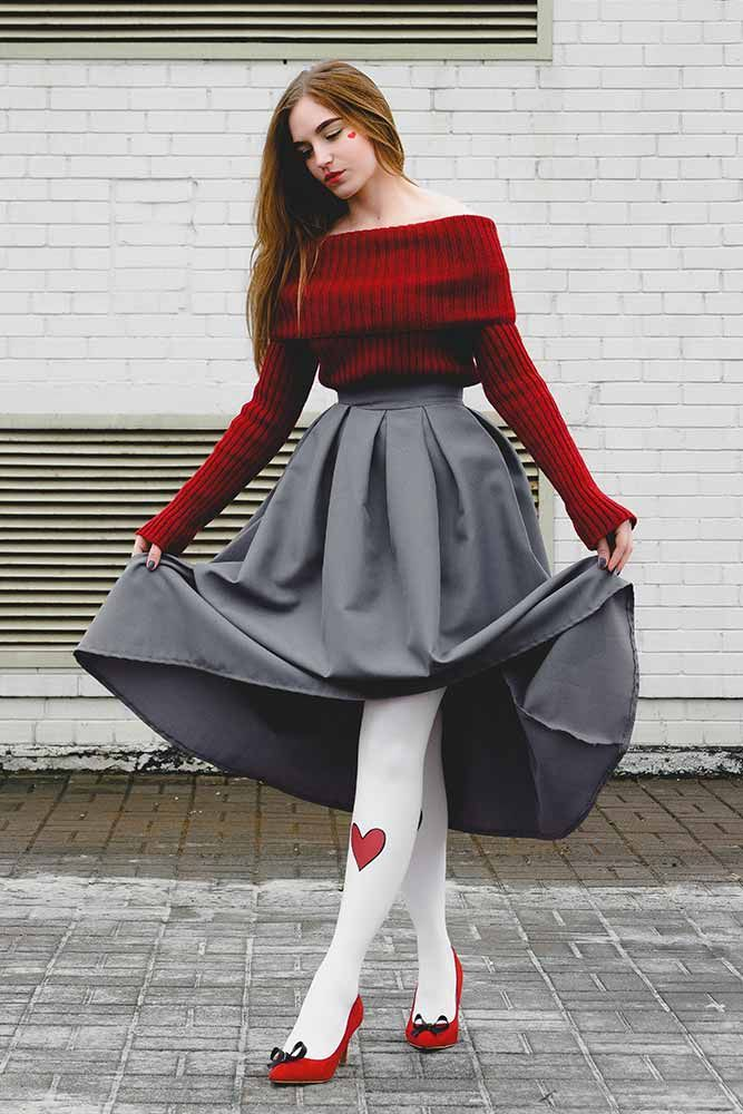 Sexy Valentines Day Outfit | Sexy Valentines and In love