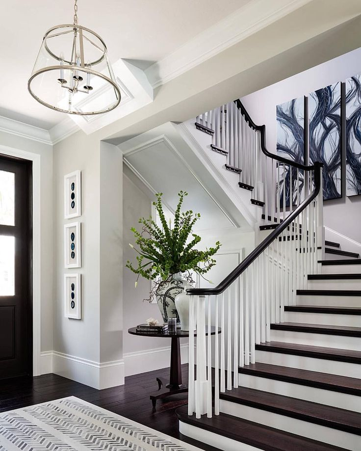 567 Best Staircase Ideas Images On Pinterest: 17 Best Ideas About Stair Landing Decor On Pinterest