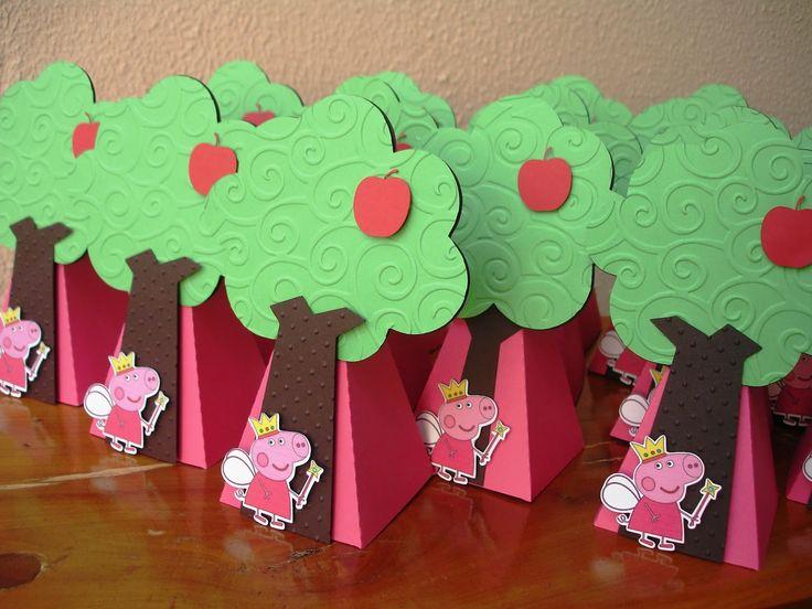 Crie Artezzanato: Festa Peppa Pig