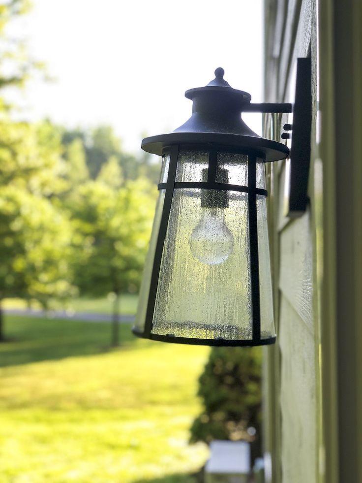 Modern Farmhouse Outdoor Lighting Easy Home Exterior Updates Farmhouse Outdoor Lighting Outdoor Porch Lights Outdoor Wall Light Fixtures