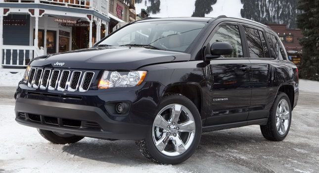 2012 Jeep Compass. Sister's car.