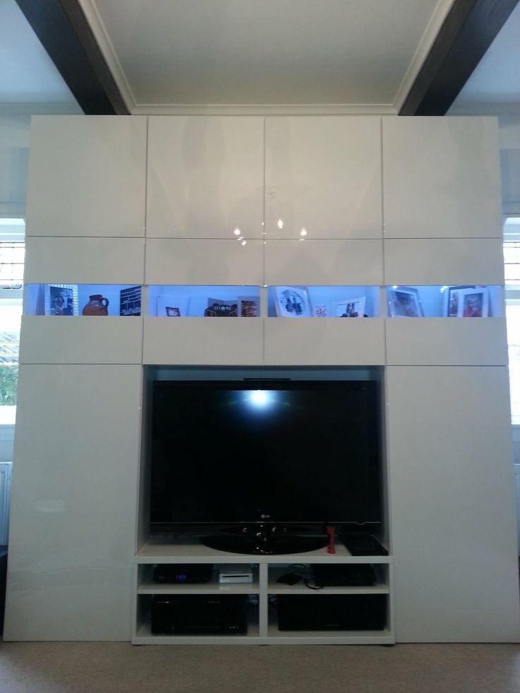 Rolladenschrank ikea  Yarial.com = Ikea Besta Attach Wall ~ Interessante Ideen für die ...