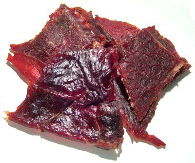 Beef jerky! My fave clean snack! Watch the sodium in some bags though.