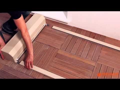 VIDEO TUTORIEL : Comment poser un volet roulant rénovation sous linteau et linteau inversé (coffrage en extérieur)