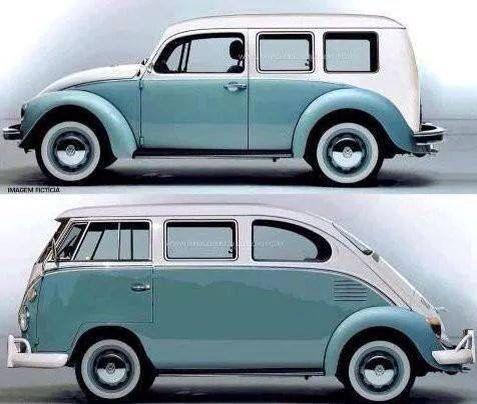 top 25 ideas about vintage vw on pinterest volkswagen buses and vw volkswagen. Black Bedroom Furniture Sets. Home Design Ideas