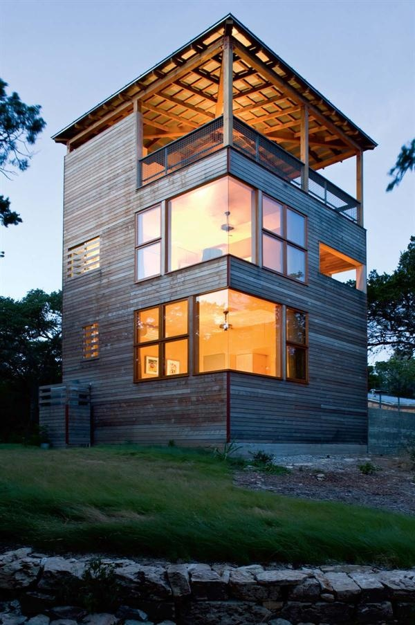 tower house, leander, texas - Outbuildings, Architects, Architecture, Design - residentialarchitect Magazine