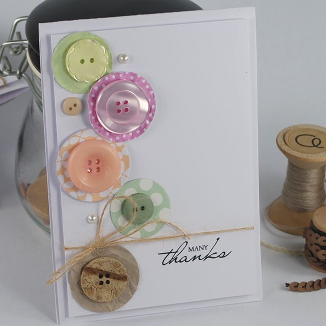 The Colour Collection & 'Thank You' Sentiments