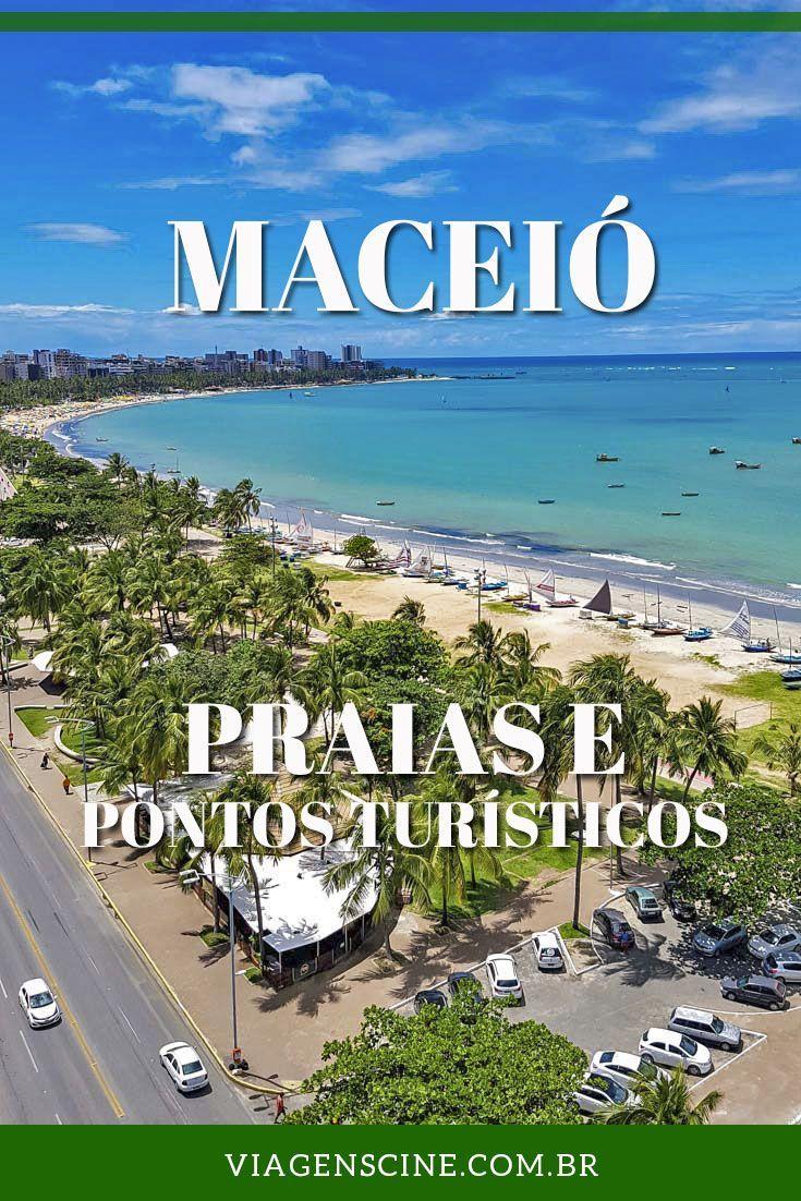 O que fazer em Maceió: Praias e Pontos Turísticos - Das Piscinas Naturais de Pajuçara ao Hibiscus Beach Club, tudo o que fazer na capital de Alagoas