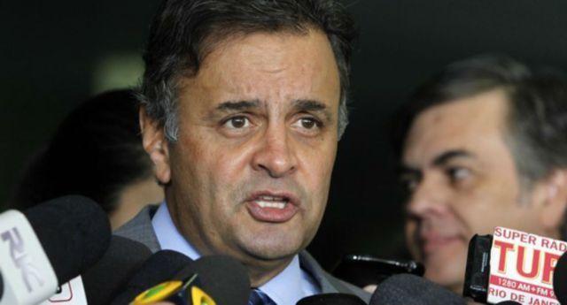 Aécio Neves está na mira das investigações (Agência Brasil)