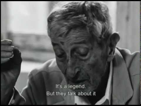 best moment of the film Les Amants Reguliers. here's a bit of a review: https://silentradiodb.wordpress.com/2013/06/18/the-regular-dreamers/