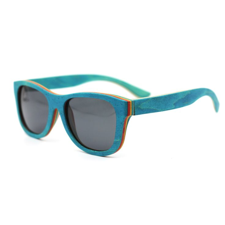 $36.00 - Wooden Designer Fashion Glasses.