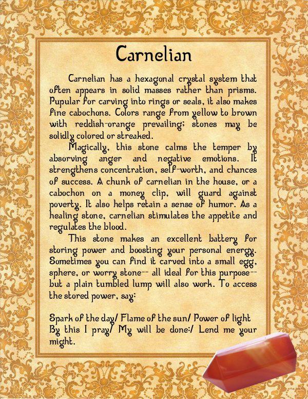 Carnelian by minimissmelissa.deviantart.com on @deviantART