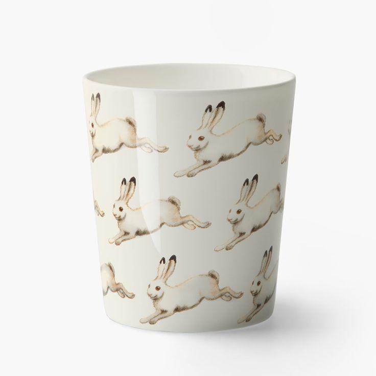Hare Mug 28cl, Design House Stockholm. Elsa Beskow collection designed by Catharina Kippel.