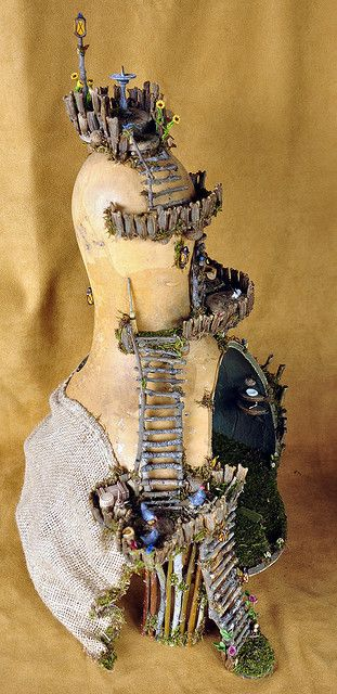Fairy House from the Side | Flickr - Photo Sharing!