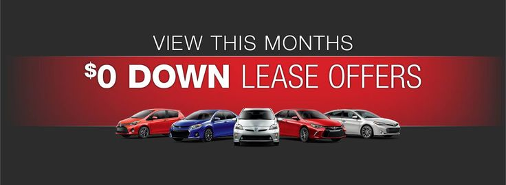 ZERO DOWN LEASE OFFERS! Huntington Toyota Scion | Car Dealer Serving Long Island