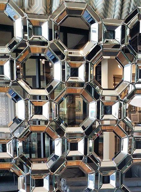 Z gallerie axis floor mirror