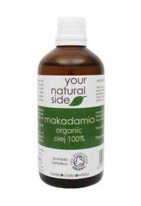 #Olejek #Makadamia - naturalny sposób na szybką regenerację zniszczonych włosów