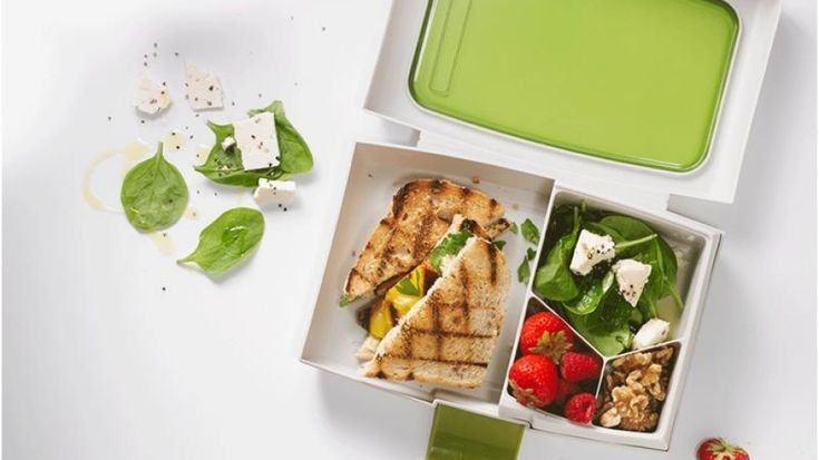 How to nail work lunches every day (when you have no spare time)
