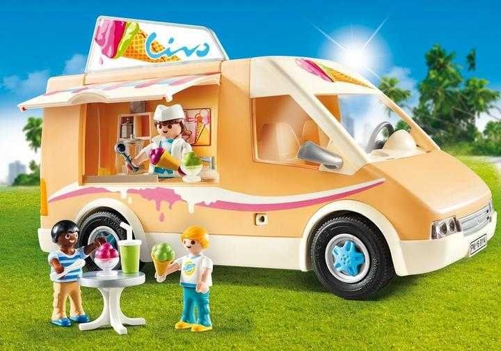 Playmobil Ice Cream Truck Toy Car Playmobil Paw Patrol Spielzeug Spielzeug