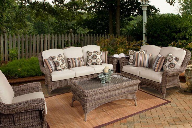 Outdoor Wicker Patio Furniture Sets | Home Design Ideas