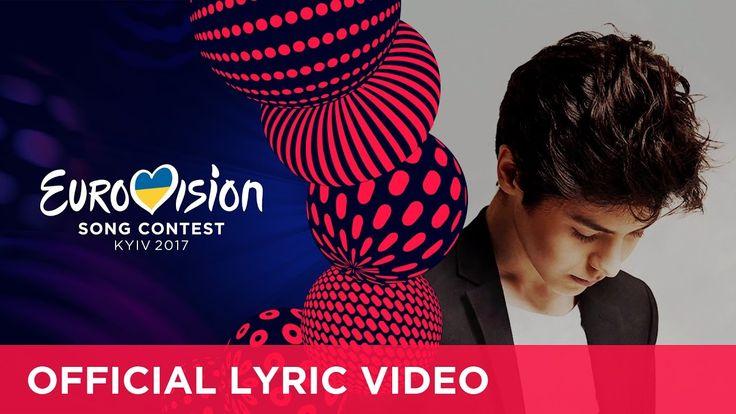 Kristian Kostov - Beautiful Mess (Bulgaria) Eurovision 2017 - Official L...