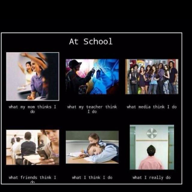 So true.: Funny Funny, Schools Life, Random Wierd Funny, My Life, So True, Funny Stuff, Sooo Truee, Funny Posts, True Stories