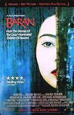 Baran Movie Poster 27x40 Used
