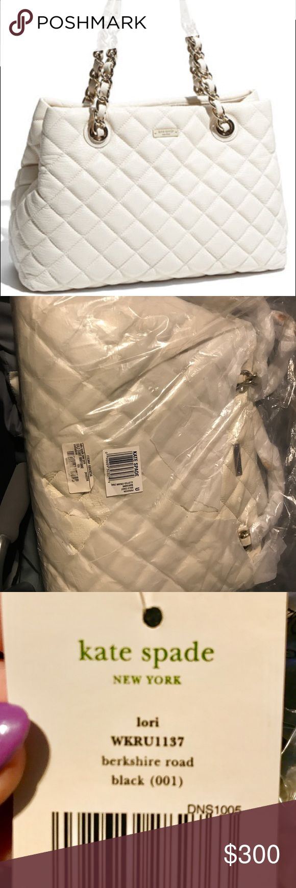 Kate Spade Rare Maryanne Gold Coast Purse NWT Brand new! Still in plastic wrap with tags. Never been opened or used! NWT Color: Clotted Cream kate spade Bags Totes