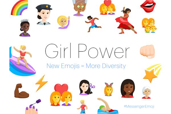 The platform announced that its 1,500 new avatars—featuring several skin tones, red hair and more females—are 'more representative of the world we live in.'