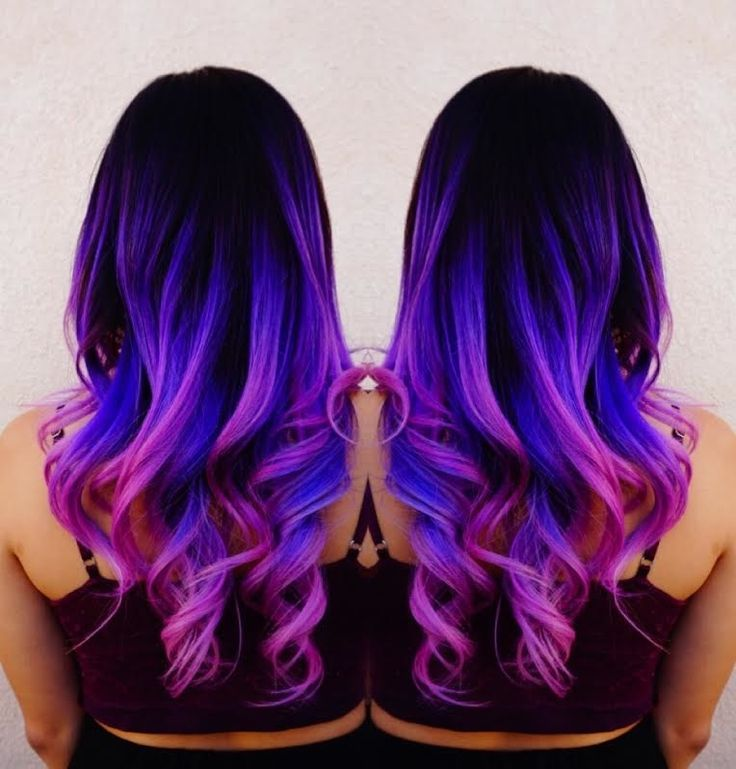 It's hard to imagine anyone not loving rainbow hair (even if it's not our own…
