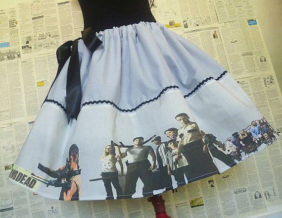 The Walking Dead Daryl Dixon Zombie Cosplay Halloween by RoobyLane, £20.00