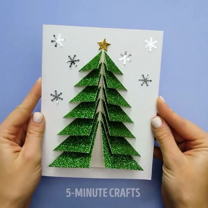 Christmas Pop up Cards 🎄