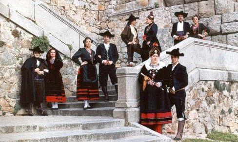 Traje regional de Segovia. Castilla y León: Regional De, Costumes, Traje Regions, Traje Regional, Europa Traje