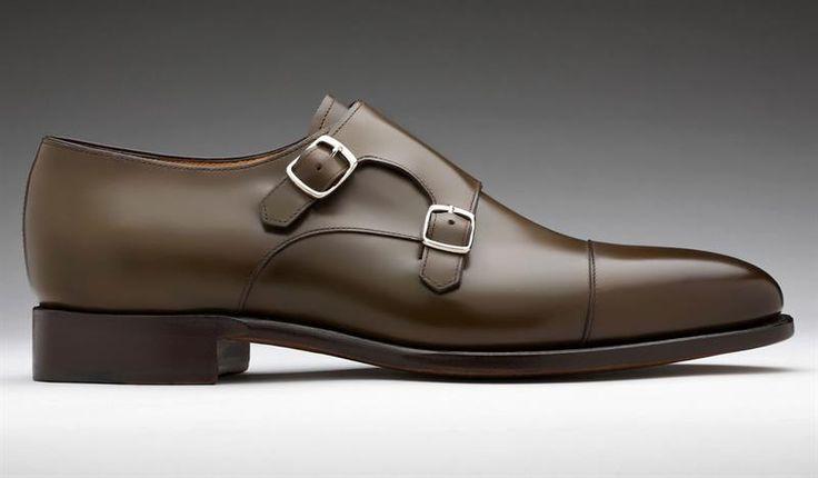 Обувь с пряжками