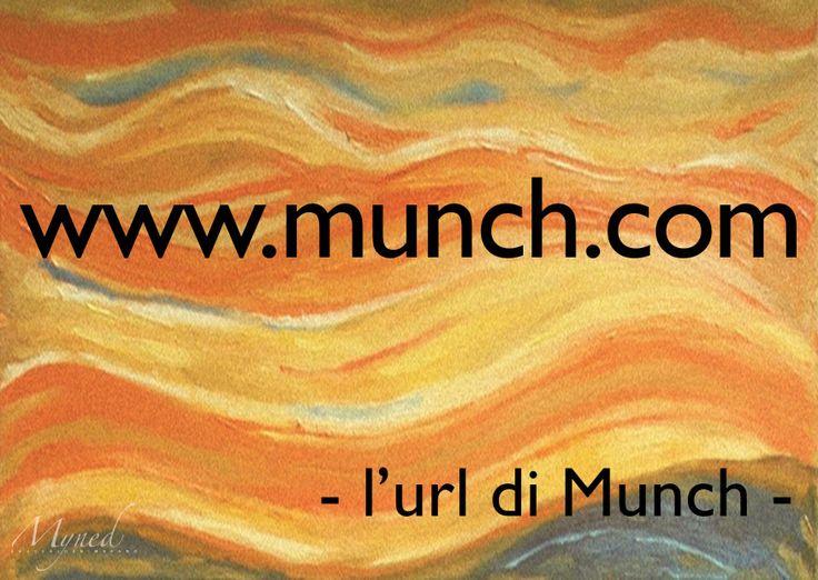 """Unusual Denim """"L'Urlo"""" #urlo #scream #munch"""
