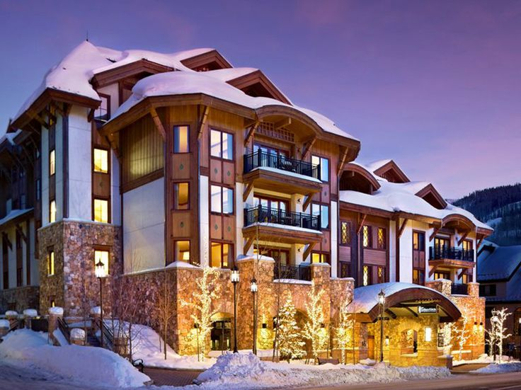 Less than 1 month until VAIL!   http://www.cntraveler.com/hotels/united-states/vail/the-sebastian--vail