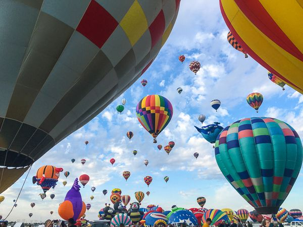 Albuquerque Balloon Fiesta: The 10 hottest tips + the most awe-inspiring photos ever!