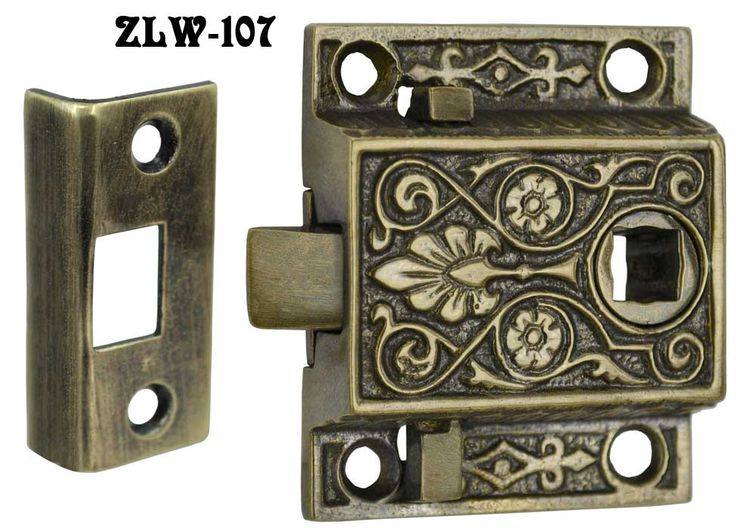 Antique Victorian Screen Door Hardware (ZLW107 2PB) | Vintage Hardware |  Pinterest | Screen Door Hardware, Hardware And Victorian