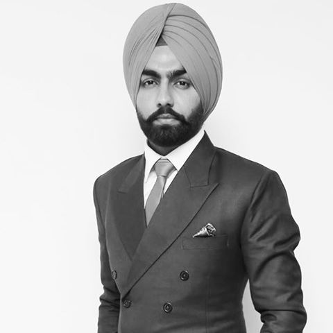 Cool look of Ammy virk