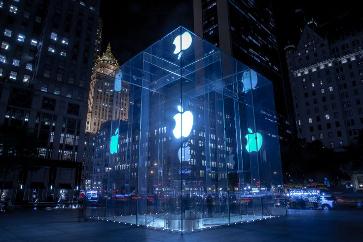 https://flic.kr/p/Ac4jst | Apple Store - Fifth Avenue