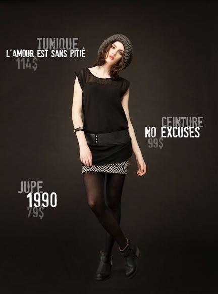 Cokluch   Designer de mode à Montréal Cokluch Printemps Été / Automne-Hiver Fall-Winter 2014-2015 cokluch.com