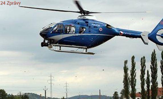 Seniorka z Blanska se podruhé ztratila. Pátrá po ní vrtulník i policisté na koních