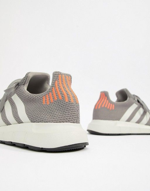 hot sale online b07f9 65846 adidas Originals Swift Run Sneakers In Gray B37728   Attire   Accessories   Adidas  originals, Adidas, Sneakers