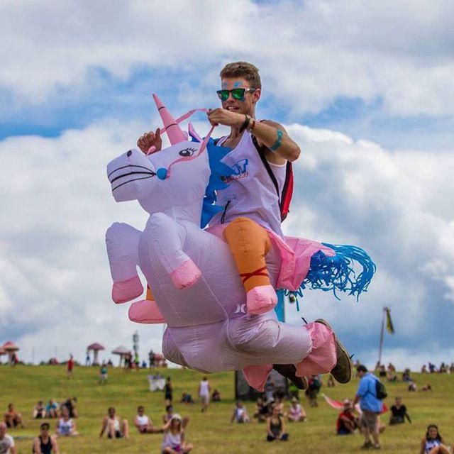 풍선 말 및 라이더 의상 1.5-2 메터 할로윈 유니콘 풍선 의상 파티 코스프레 재미 유니콘 의상