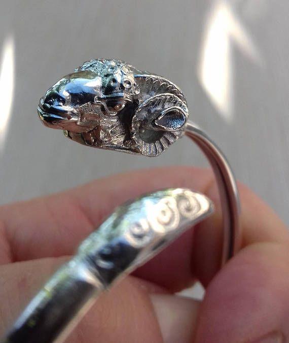 Silver cuff bracelet Mens bracelet Womens cuff bracelet Silver