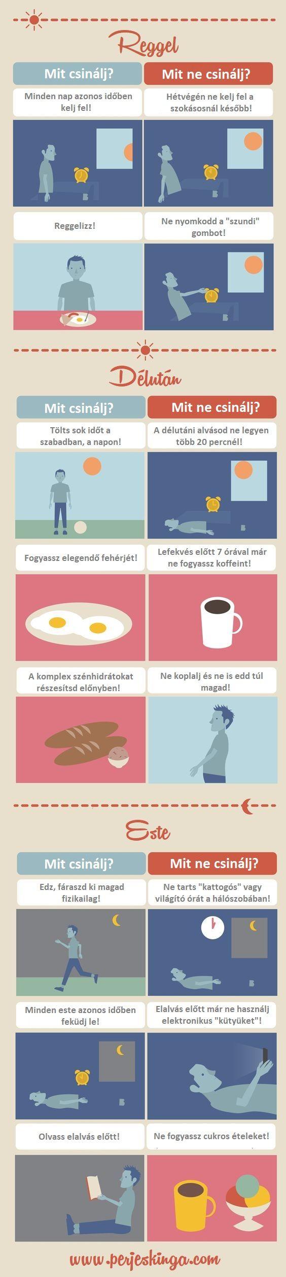 Tippek a pihentető, minőségi alváshoz || www.perjeskinga.com