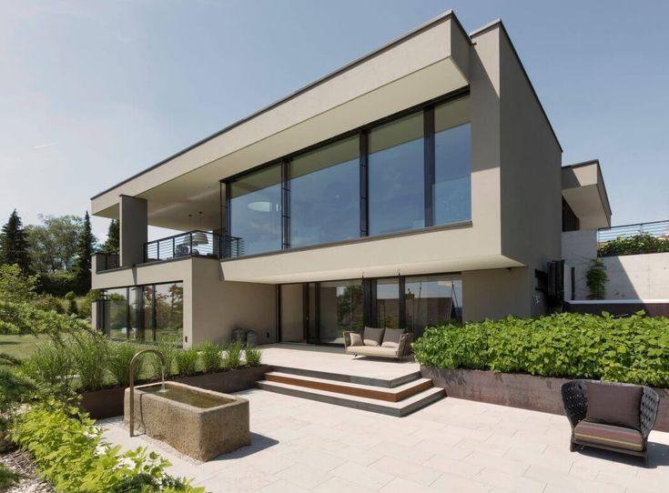 House in Zurich by Meier Architekten   Architecture